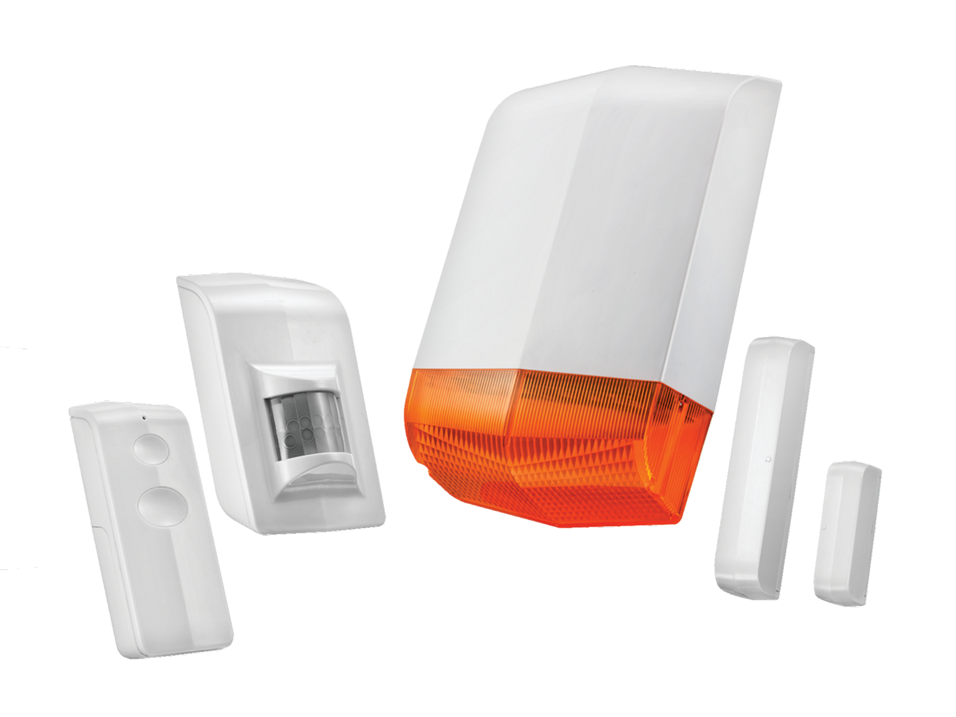 Trust Wireless Security System Alset-2000 - 71116 KIT