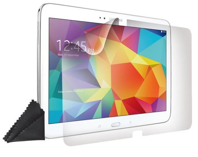 """TRUST SCREEN PROTECTOR 2-PACK FOR 10-10.5"""" SAMSUNG TABLETS #20214"""