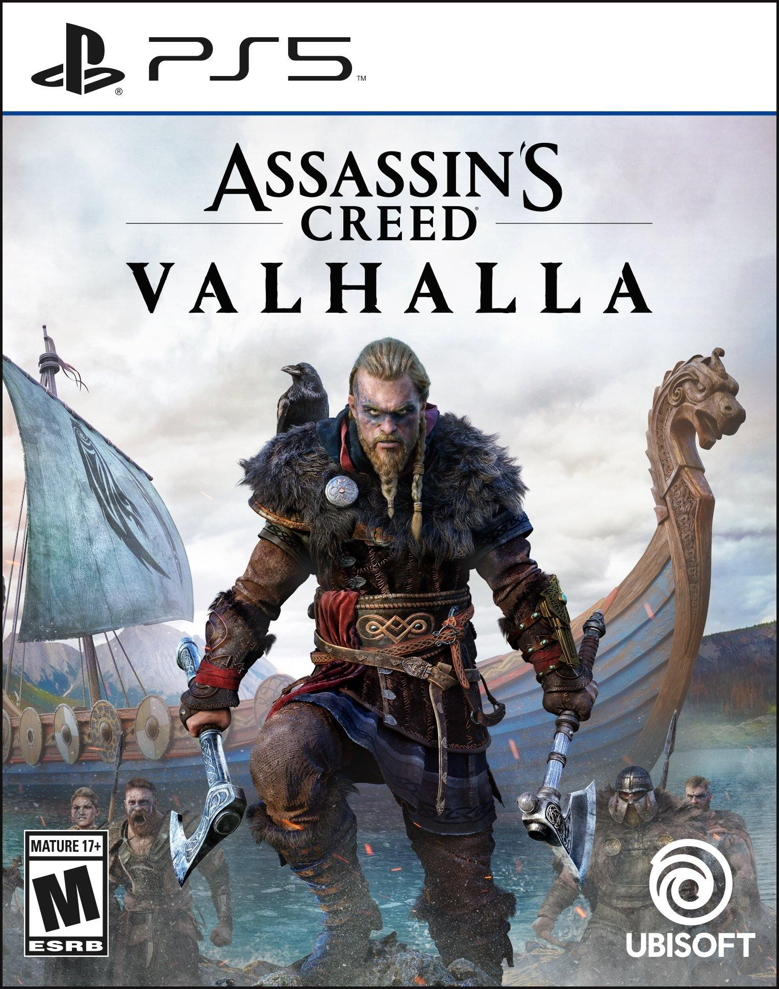 Assassin's Creed: Valhalla - PS5 Game