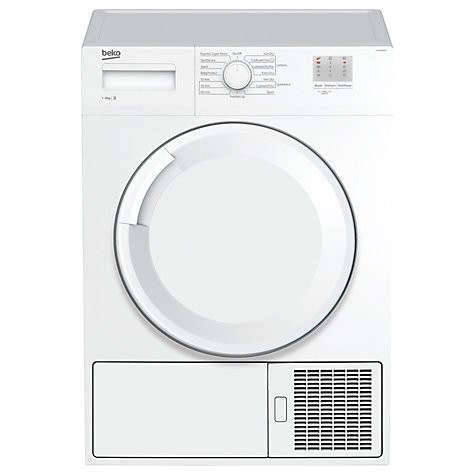 Beko Tumble Dryer 8KG DTGC8000W
