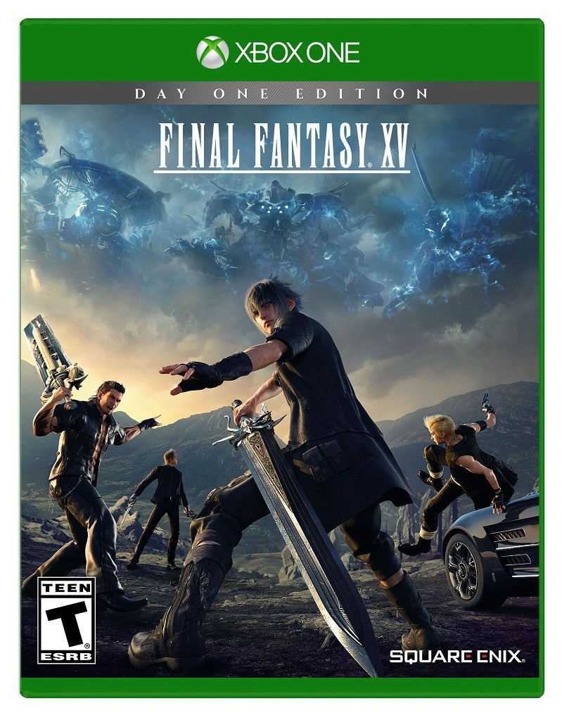 FINAL FANTASY XV GAME FOR XBOX ONE