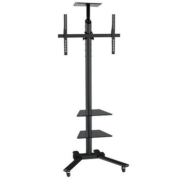 Brateck Foot Stand with DVD Stand - T1024B