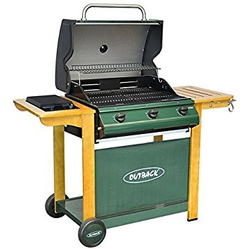 Outback Gas BBQ Hunter
