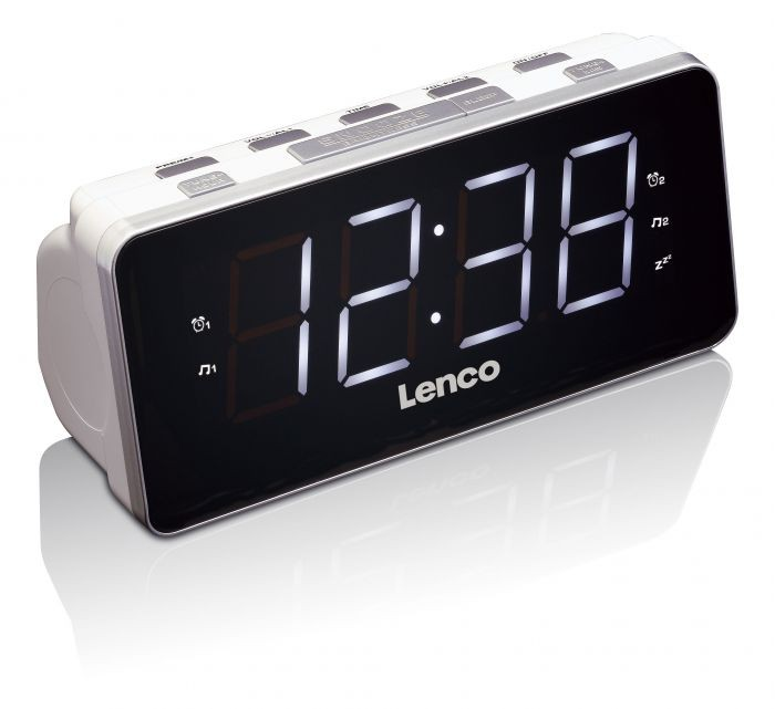 LENCO  ALARM CLOCK - CR19