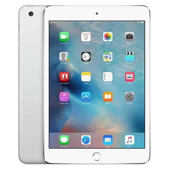 Apple iPad Mini 3 Tablet - Silver (16GB)