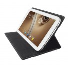 "TRUST STICK&GO FOLIO CASE WITH STAND FOR 7-8"" TABLETS - BLACK #19659"