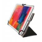 "TRUST AEXXO UNIVERSAL FOLIO CASE FOR 7-8"" TABLETS - BLACK #21067"