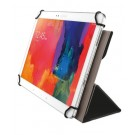 "TRUST AEXXO UNIVERSAL FOLIO CASE FOR 10.1"" TABLETS - BLACK #21068"