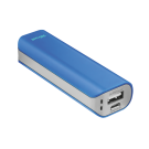 TRUST Primo Power Bank 2200 Portable Charger - Blue - 21222