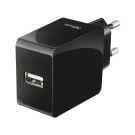 TRUST 12W FAST USB WALL CHARGER FOR PHONES & TABLETS 22241
