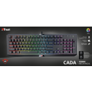 TRUST GXT 890 CADA RGB MECHANICAL KEYBOARD 21808