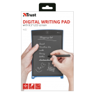 "TRUST Wizz Digital Writing Pad with 8.5"" LCD Screen - 22357"