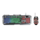 TRUST GXT 845 Tural GAMING COMBO KEYBOARD 22457