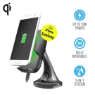 Trust YUDO 10 Wireless Fast-charging Car Phone Holder - 23133