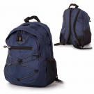 Compass Small Travel Backpack - BP353 Blue