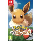 NINTENDO GAME POKEMON LET'S GO EEVEE